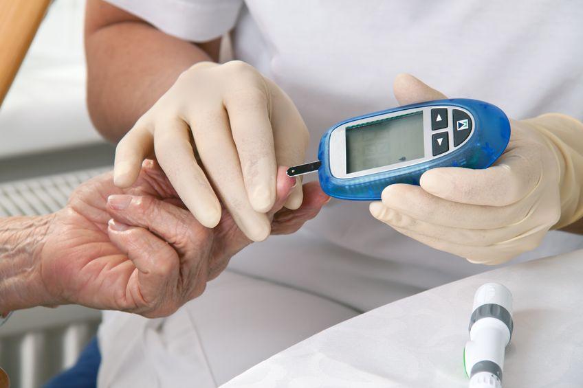от сахарный диабет мужчин