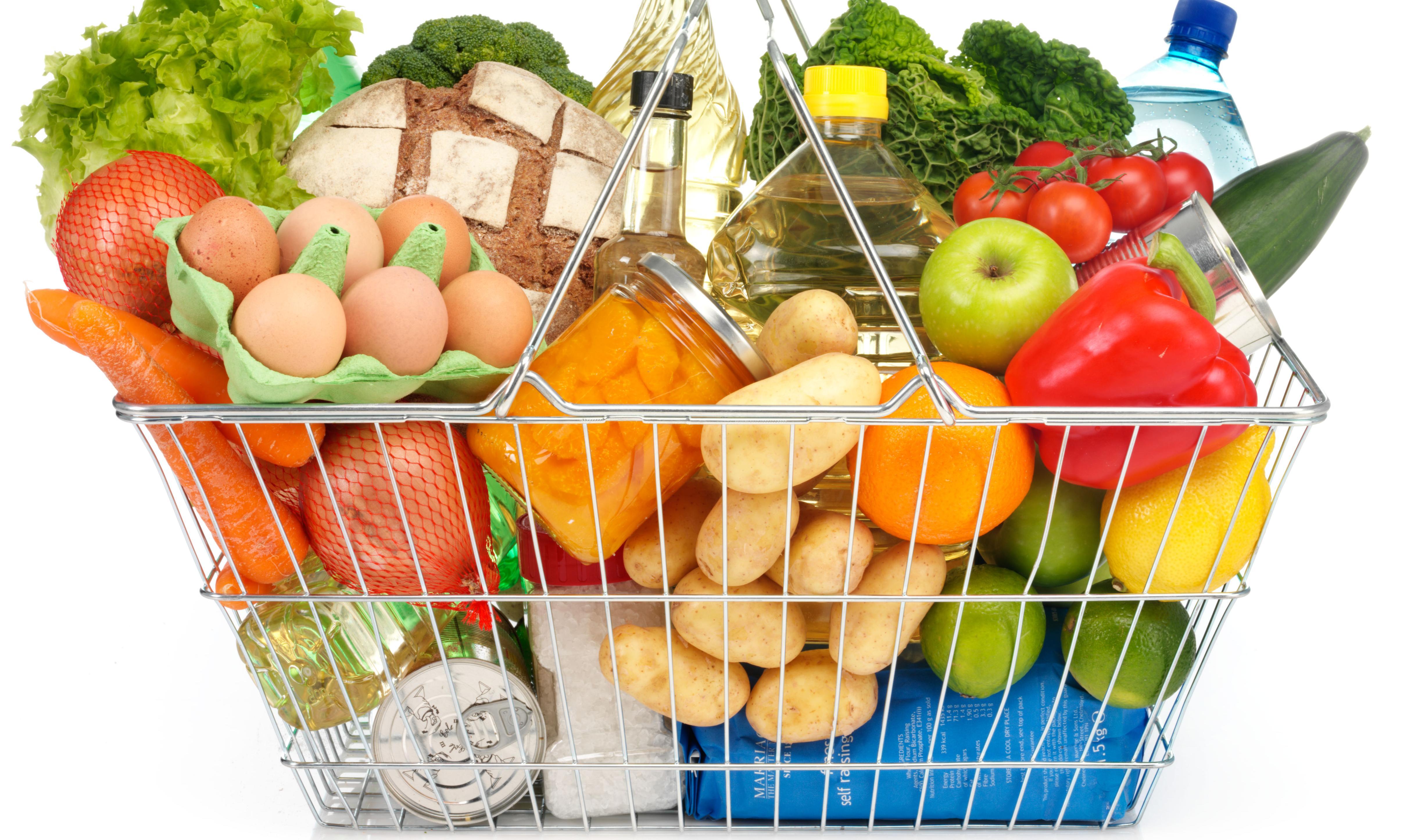 продукты питания диетические купить