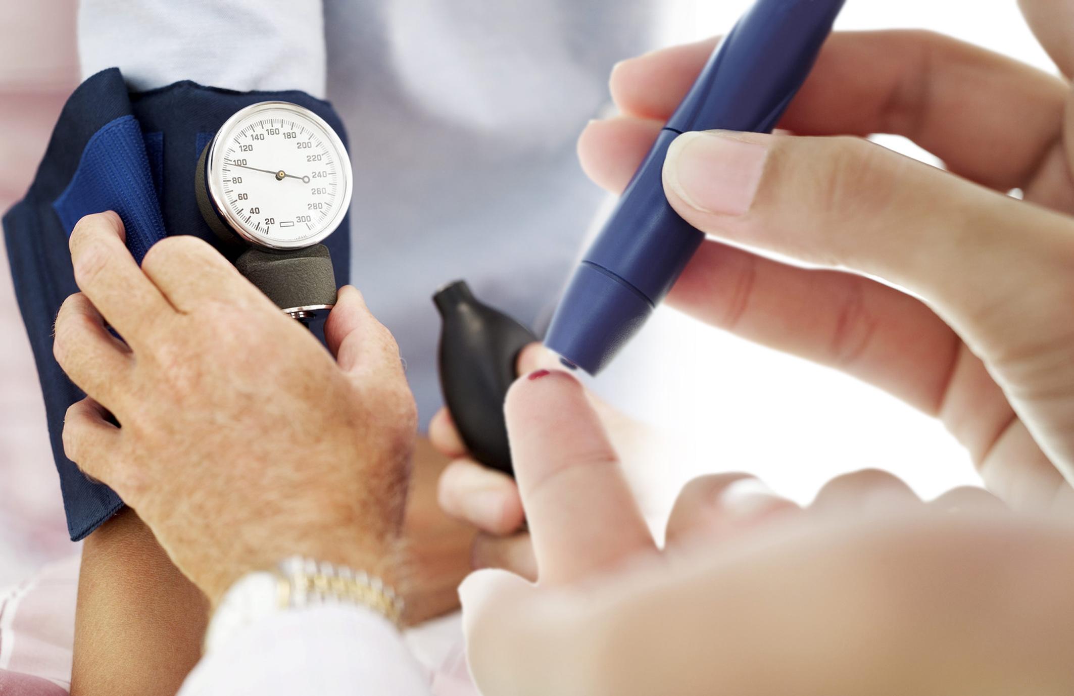 Скрытый инсульт при диабете