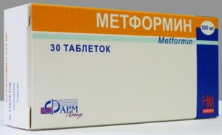 метморфин для похудения