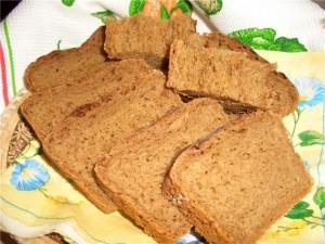 Хлеб пшенично-гречневый