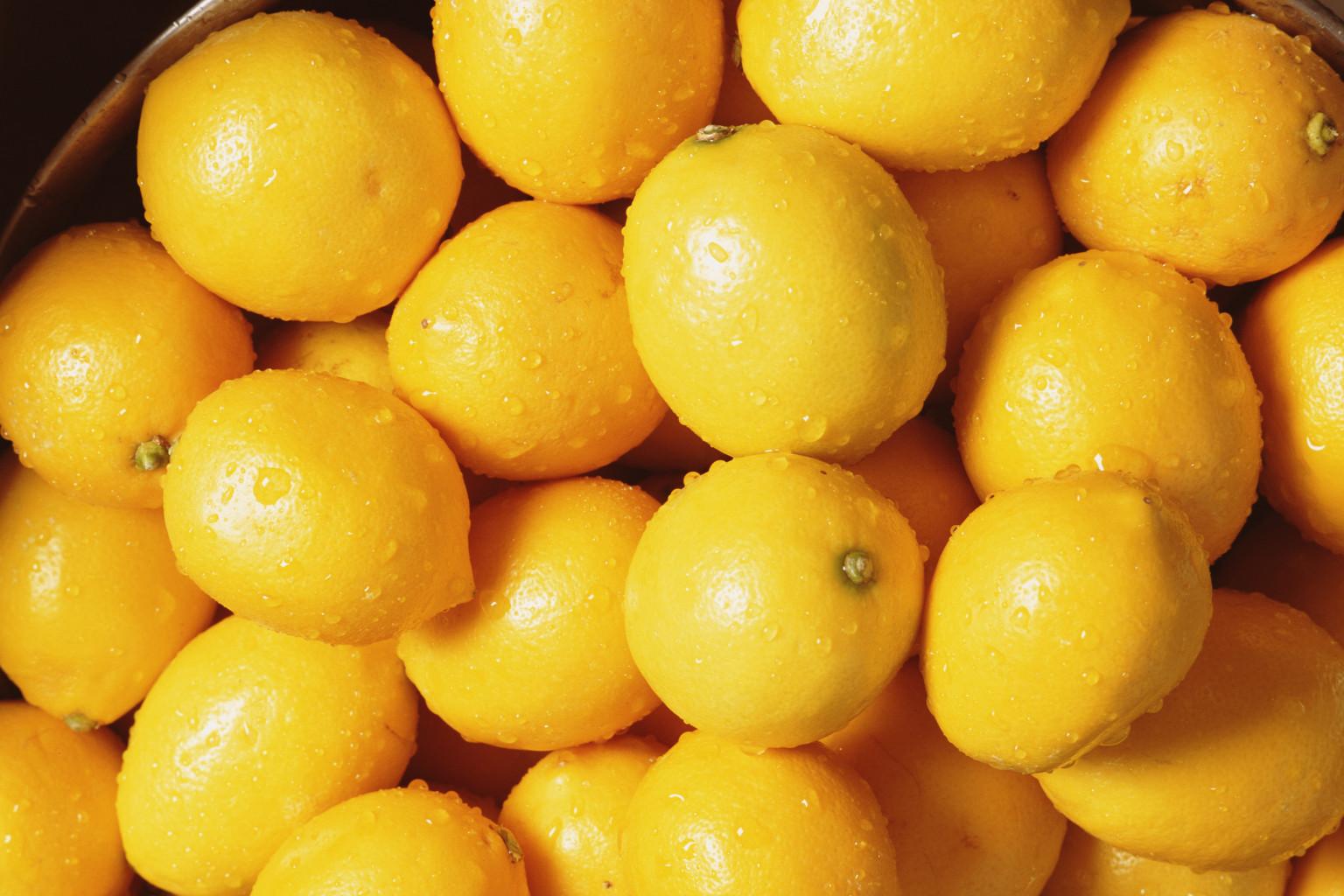 правда ли что лимон сжигает жир