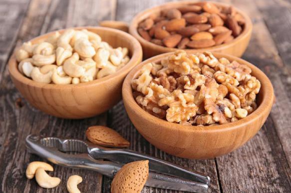 Рецепты из орехов при диабете